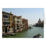 Un día en Venecia Tarjeton