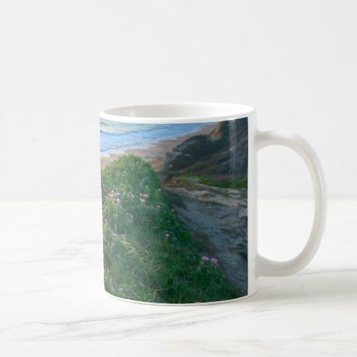 Un día glorioso tazas de café