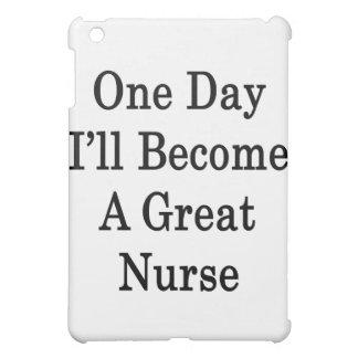 Un día haré gran enfermera