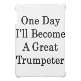 Un día haré un gran trompetista