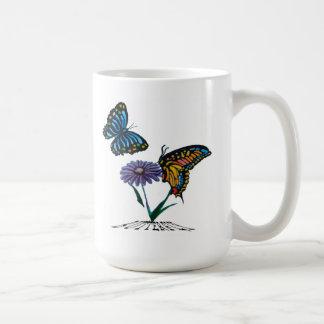 Un día hermoso taza