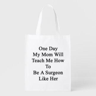 Un día mi mamá me enseñará a cómo ser cirujano L Bolsas Para La Compra