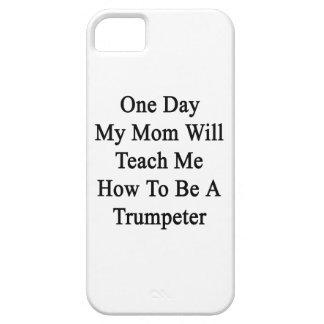 Un día mi mamá me enseñará a cómo ser un iPhone 5 fundas