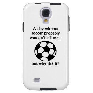 Un día sin fútbol