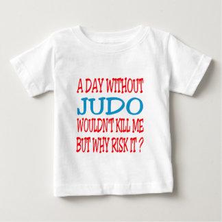 Un día sin judo playera