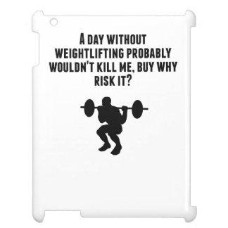Un día sin levantamiento de pesas
