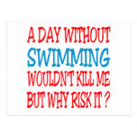 Un día sin nadar no me mataría pero porqué Ri Postal