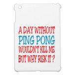 Un día sin ping-pong no me mataría pero porqué R