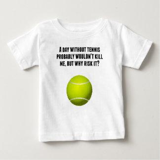 Un día sin tenis remera
