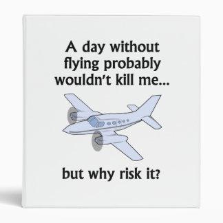 Un día sin volar