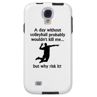 Un día sin voleibol