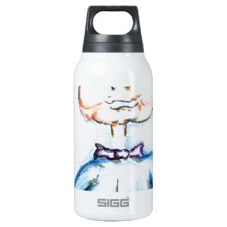 Un día soleado botella isotérmica de agua