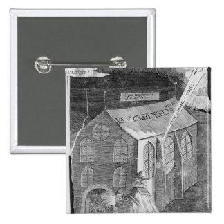 Un diagrama con el polvo, 1605 pin