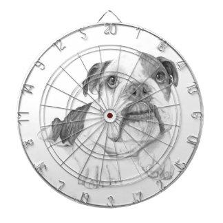 Un dibujo del perrito del dogo