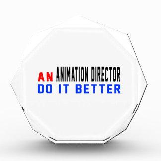Un director de la animación mejora