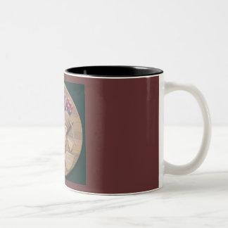 Un disco para dos taza