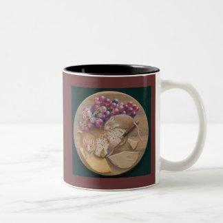 Un disco para dos tazas de café