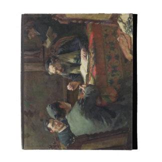 Un discusión teológico, 1888