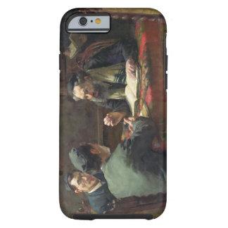 Un discusión teológico, 1888 funda de iPhone 6 tough