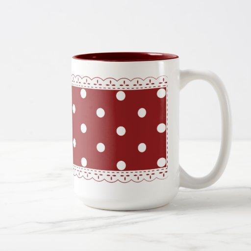 Un diseño elegante clásico de la taza