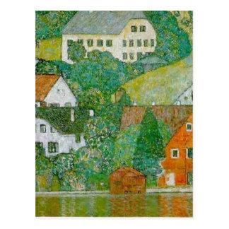 Un disponible no más de alta resolución. Klimt-Unt Tarjeta Postal