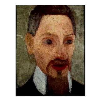 Un disponible no más de alta resolución Rilke jpg Tarjetas Postales