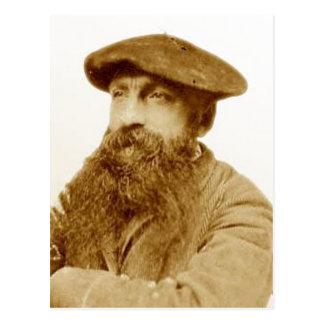 Un disponible no más de alta resolución Rodin-cro Tarjetas Postales