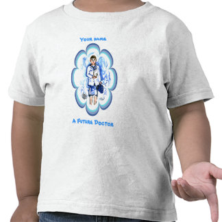 Un doctor futuro camiseta