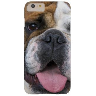Un dogo inglés en Bélgica Funda Para iPhone 6 Plus Barely There