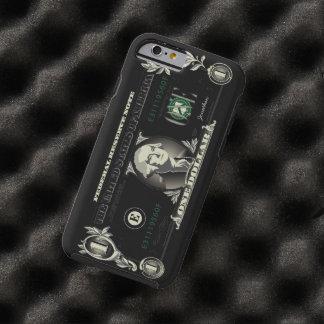Un dólar de EE. UU. Bill Funda De iPhone 6 Tough