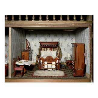 """Un dormitorio en """"Pleasure de señora Bryant"""", Tarjeta Postal"""