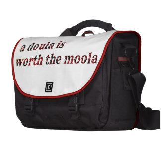 ¡Un Doula vale el Moola! Bolsas Para Portátil