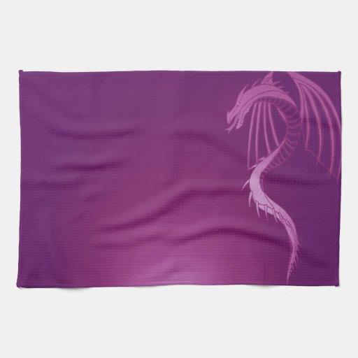 Un dragón 4 de la sombra toallas de mano