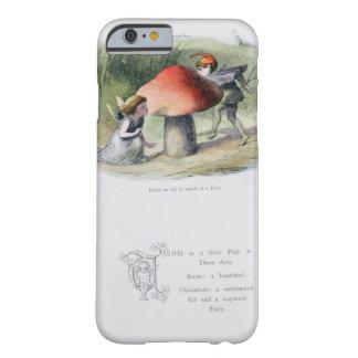 Un duende en busca de una hada, ejemplo de funda barely there iPhone 6