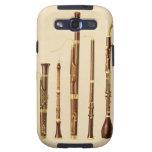 Un dulcian, un oboe, un bassoon, un caccia de DA d Galaxy SIII Fundas