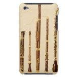 Un dulcian, un oboe, un bassoon, un caccia de DA d iPod Touch Funda