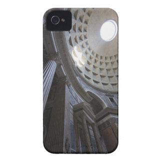 Un eje de la luz con el oculus en Case-Mate iPhone 4 fundas