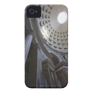 Un eje de la luz con el oculus en iPhone 4 coberturas