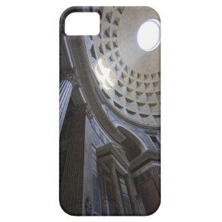 Un eje de la luz con el oculus en iPhone 5 funda