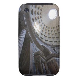Un eje de la luz con el oculus en tough iPhone 3 carcasa