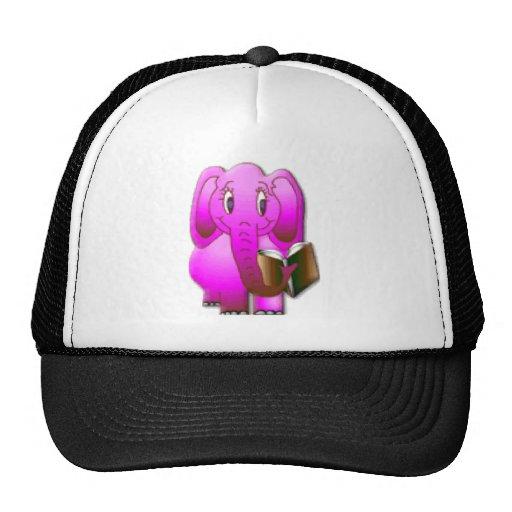 Un elefante más elegante gorras