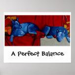 Un equilibrio perfecto posters