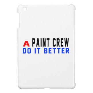Un equipo de la pintura mejora