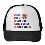 Un error tremendo grande, América Gorros