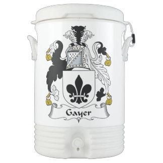 Un escudo más alegre de la familia vaso enfriador igloo