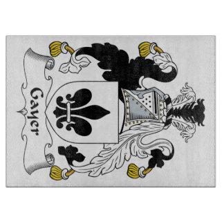 Un escudo más alegre de la familia tablas para cortar