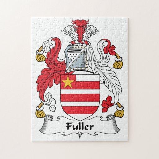 Un escudo más completo de la familia puzzles con fotos