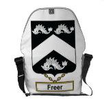 Un escudo más libre de la familia bolsas de mensajeria