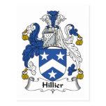 Un escudo más montañoso de la familia postal