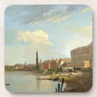 Un estudio del Thames con los estadios finales del Posavasos